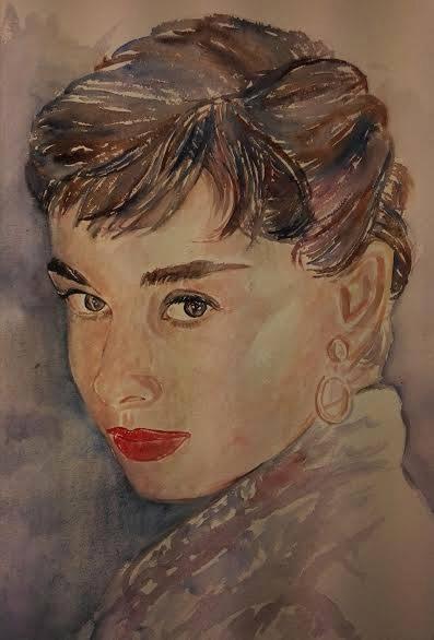 Audrey Hepburn by g1adina87